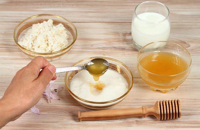 bal pirinç süt