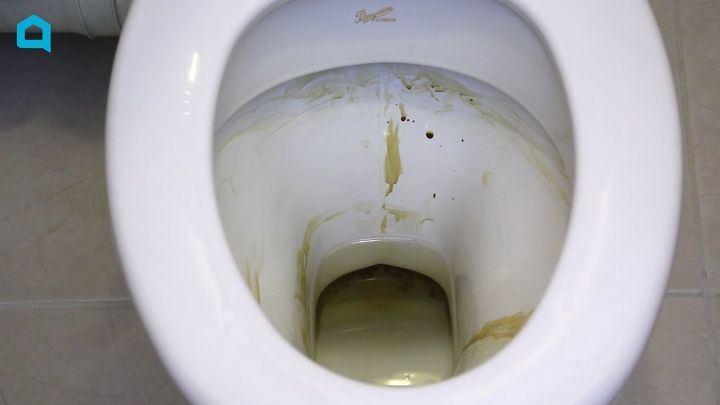 kirli tuvalet