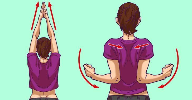 Boyun Ağrısını 10 Dakikada Çözüme Kavuşturun