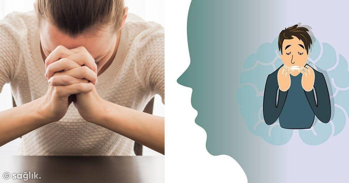 Şu An Stresliyseniz Vücudunuzun Size Verdiği Zararlar Bunlar