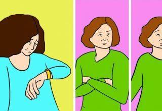 Bunayan Bir Kadında Görülen 10 Belirti