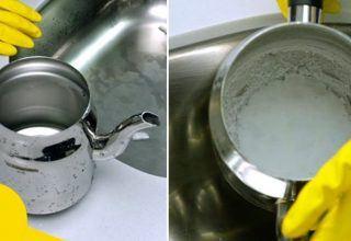 Çaydanlıktaki Kireç Nasıl Temizlenir Pırıl Pırıl Yapmanın Püf Noktası