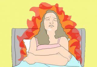 Sıcak Basmasına Ne Yapılmalı? Nasıl Geçer?