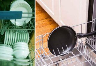 Bulaşık Makinesinde Asla Yıkamamanız Gereken 7 Şey