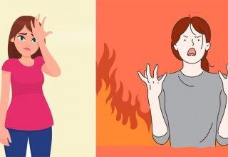 Kadınlarda Orta Yaş Krizi Belirtileri