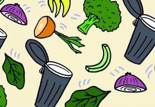 Çöpe Atılmaması Gereken Sebze Meyve Kabukları
