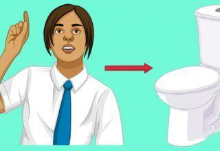 Tuvalete Gitmek İçin Günün En Doğru Saati Hangisi?